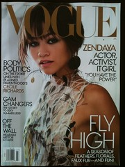 VOGUE the magazine for womans fashion