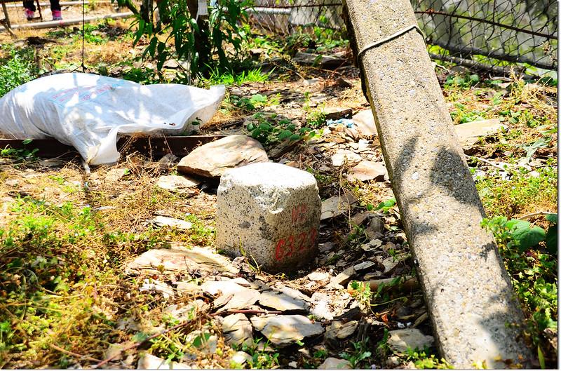 太保久山三等三角點(# 6323 Elev. 1803 m)