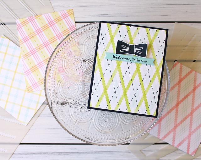 LizzieJones_PapertreyInk_DesignTeamTips_PerfectPlaidStencil_LittleBoyCard