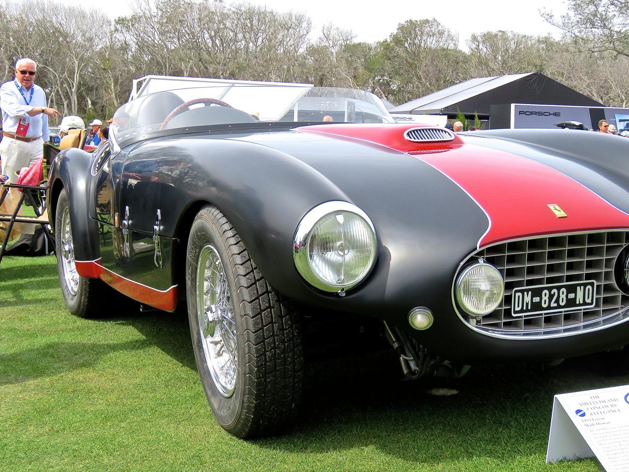 Ferrari 166MM Oblin Barchetta 7