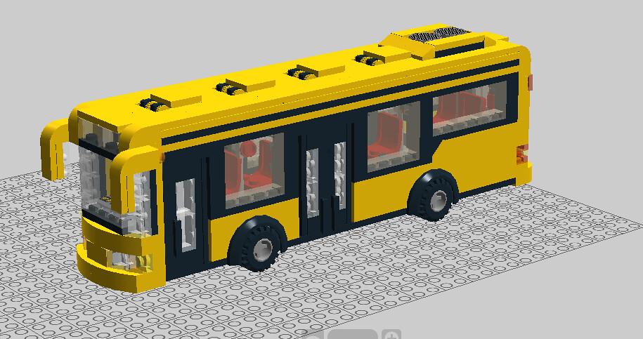 yellow bus 6w