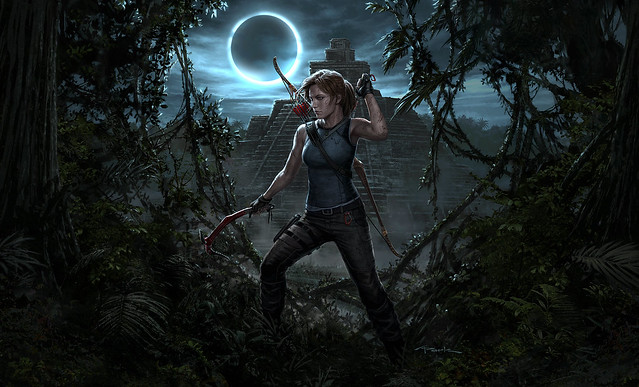 Shadow of the Tomb Raider Screens & Artwork