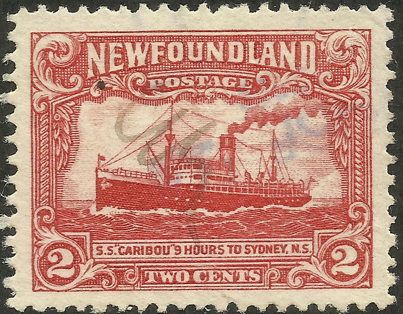 Newfoundland - Scott #164 (1929)