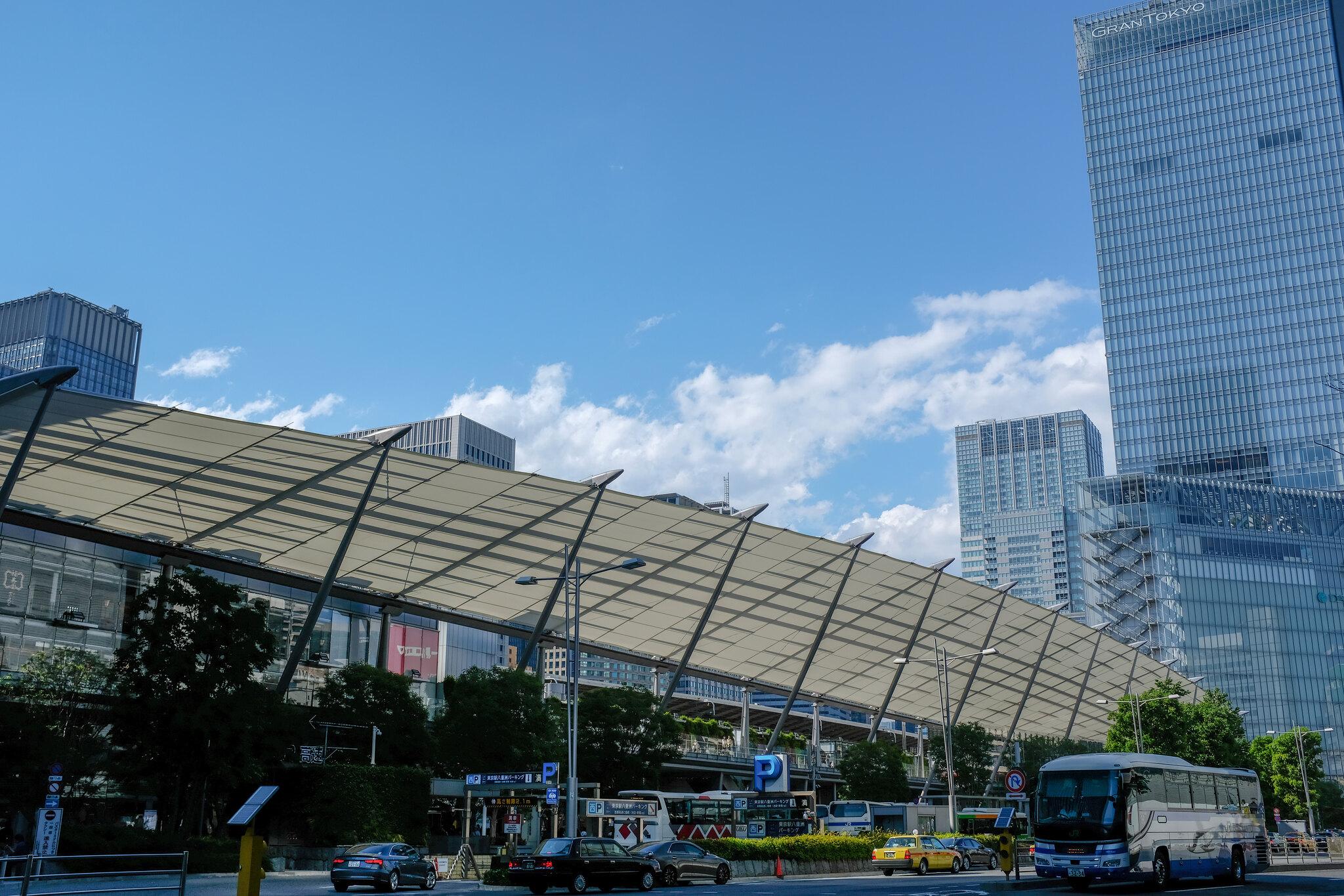 Tokyo Station(Yaesu)