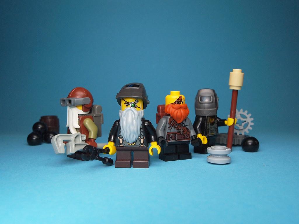 Dwarfs Engineers