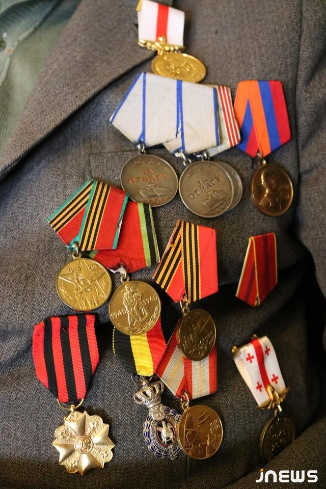 sedrak veteran