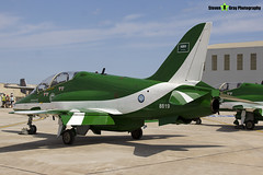 8819 - 6Y013 - Saudi Hawks - Royal Saudi Air Force - British Aerospace Hawk 65A - Luqa Malta 2017 - 170923 - Steven Gray - IMG_0067