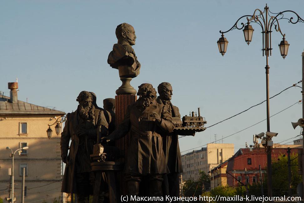 Создатели Российских железных дорог