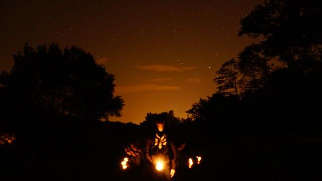 Magician of night