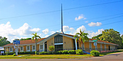 A Northgate Baptist Church, W. Linebaugh Ave & N. Willow Ave, Tampa, Florida