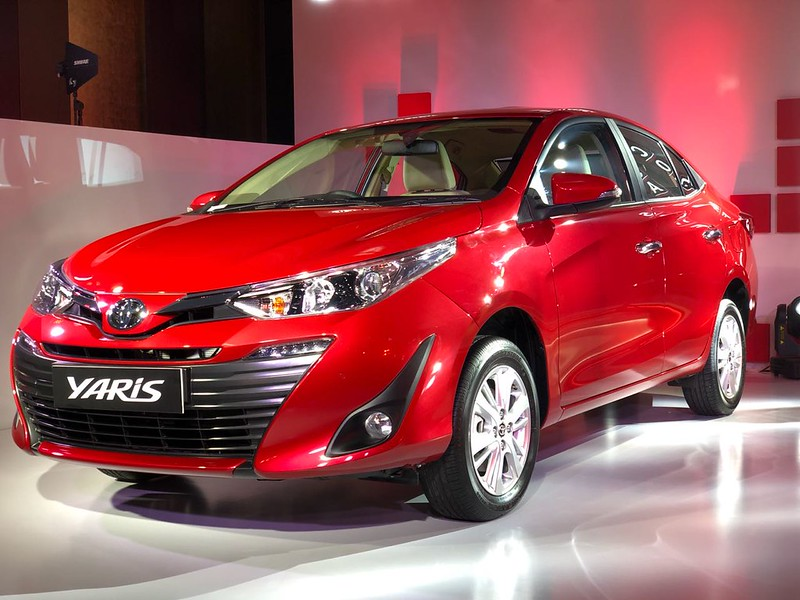 Toyota Yaris Launch