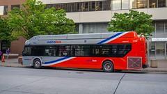 WMATA Metrobus 2018 New Flyer Xcelsior XN40 #3106