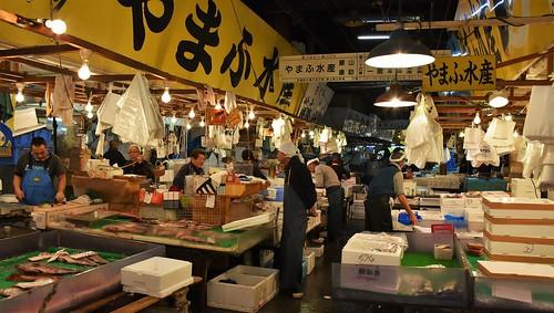 433 Tsukiji, Mercado de pescado en Tokio (2)