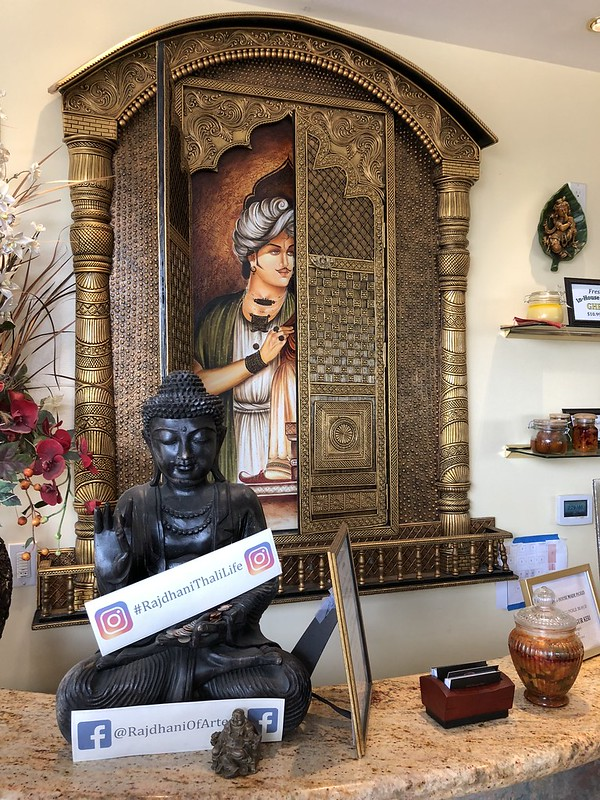 Rajdhani Thali Restaurant- Artesia, CA: Entrance