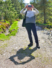 mary at benmore