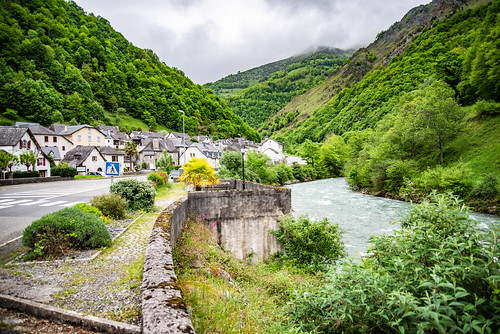 38-Sarrance en vallée d'Aspe