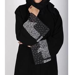 #Repost @samaacollection • • • Summer Collection 2018 - Abaya Collection No. 11 - abaya with detailed white beads work To order pls DM or whatsapp +971508810011 . #subhanabayas #fashionblog #lifestyleblog #beautyblog #dubaiblogger #blogger #fashion #shoot