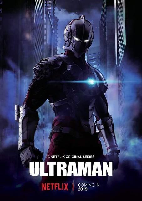 Ultraman-Netflix