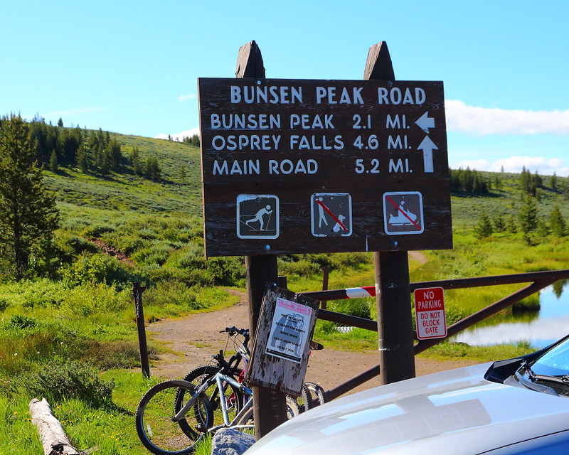 IMG_0463 Bunsen Peak Trail, Yellowstone National Park