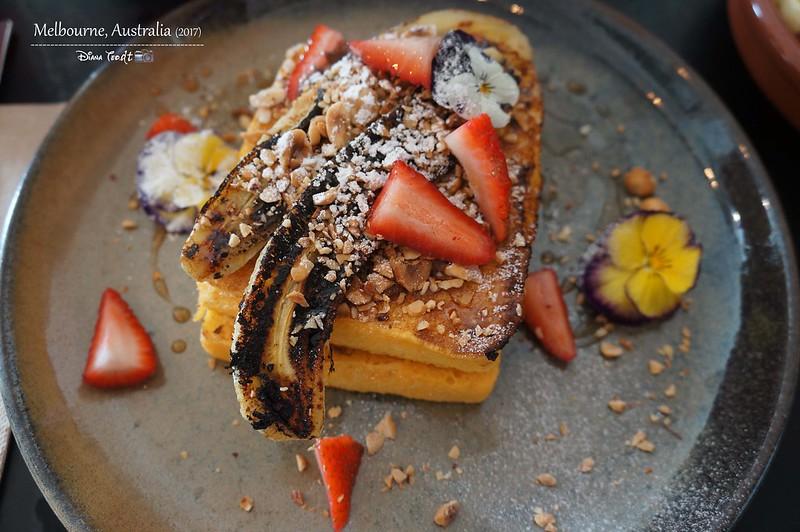 Melbourne Desserts & Cafes - Naughty Boy Cafe 4