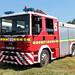 Kent International Airport 1996 Dennis Sabre Fire Appliance P74HHP Wiston Steam Rally 2018