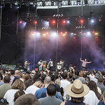 Sat, 09/06/2018 - 7:46pm - Live on WFUV Radio from Forest Hills Stadium, The Head and The Heart on 6/9/18. Photo by Gus Philippas/WFUV