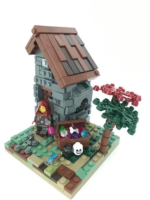 Potion Master's hut