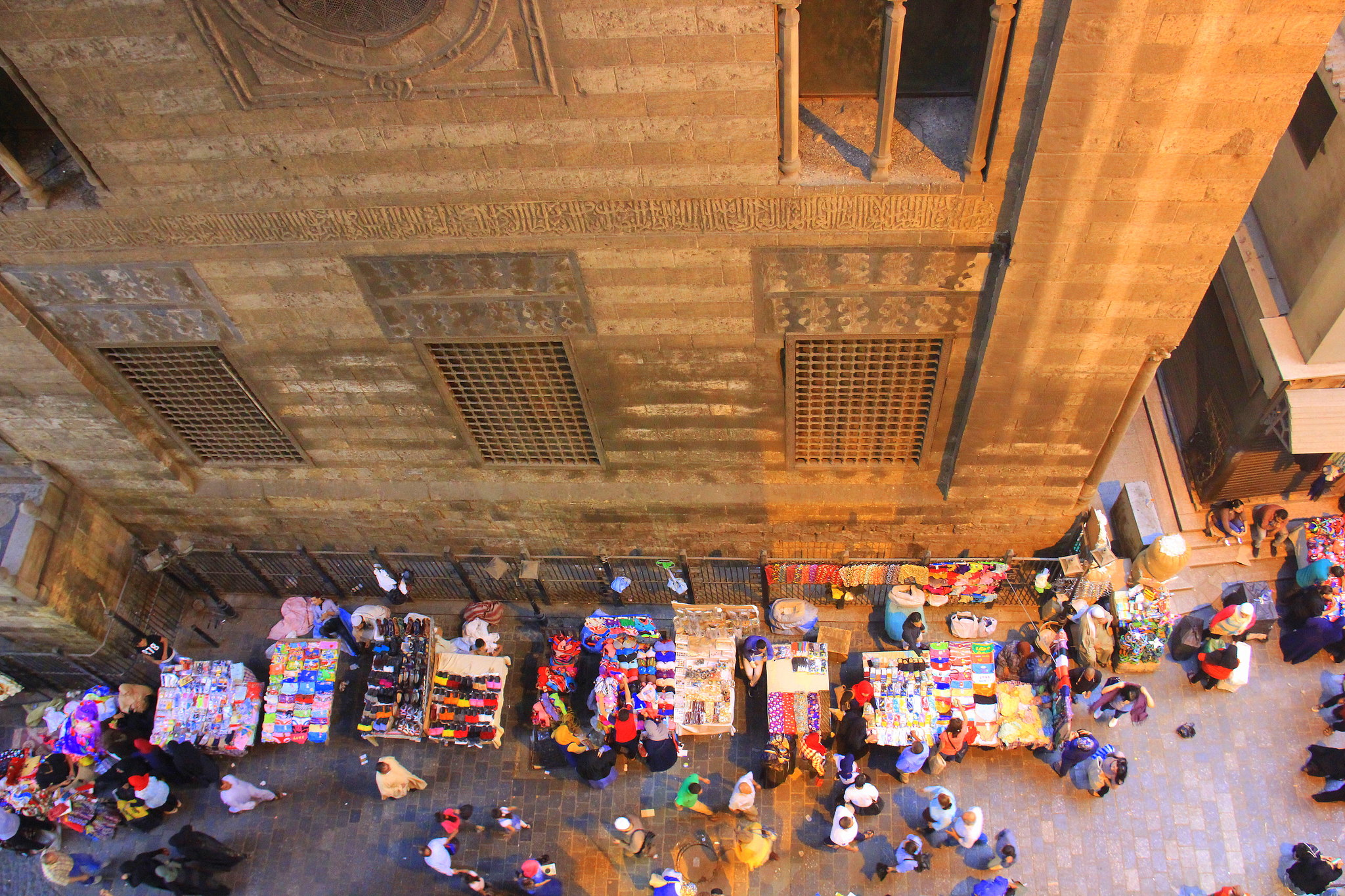 Streetlife as photographed in Cairo street photography tour