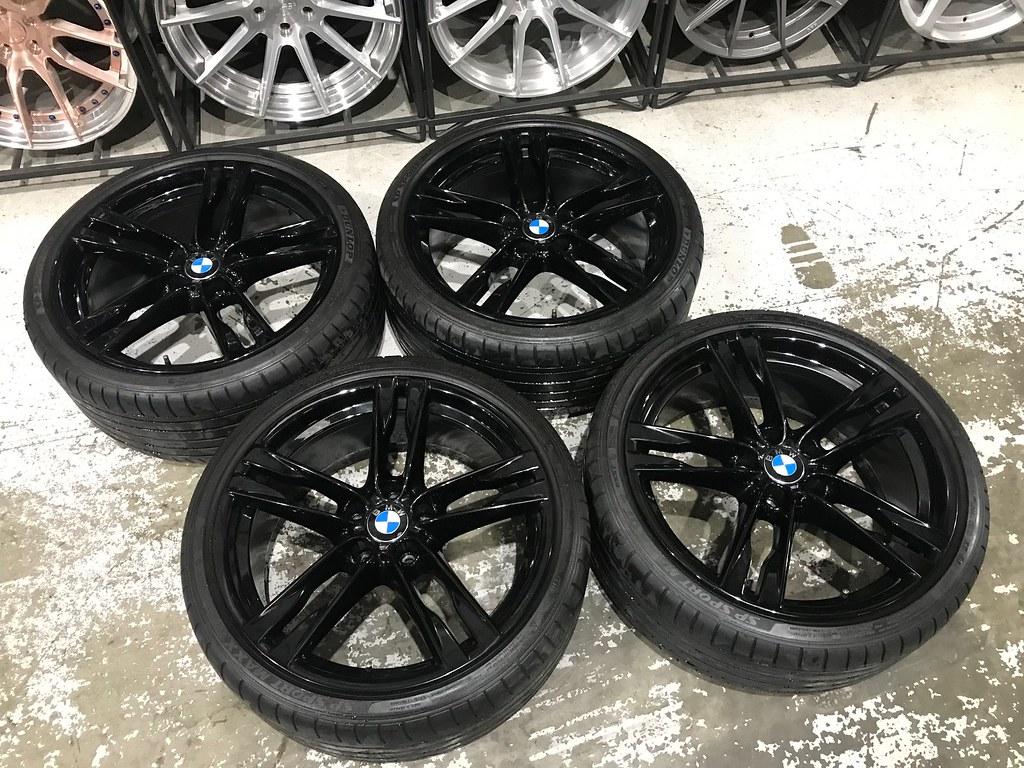 Fs 20 373m Gloss Black Alloy Wheels Bmw 3 Series And 4 Series Forum F30 F32 F30post