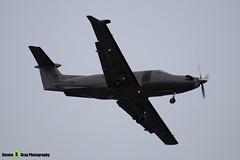 LX-JFY - 1542 - Jetfly - Pilatus PC-12 47E - Luton M1 J10, Bedfordshire - 2018 - Steven Gray - IMG_7116