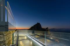Skywalk Gibraltar 17 - photo taken for Bovis Koala JV by MeteoGib's photographer, Stephen Ball