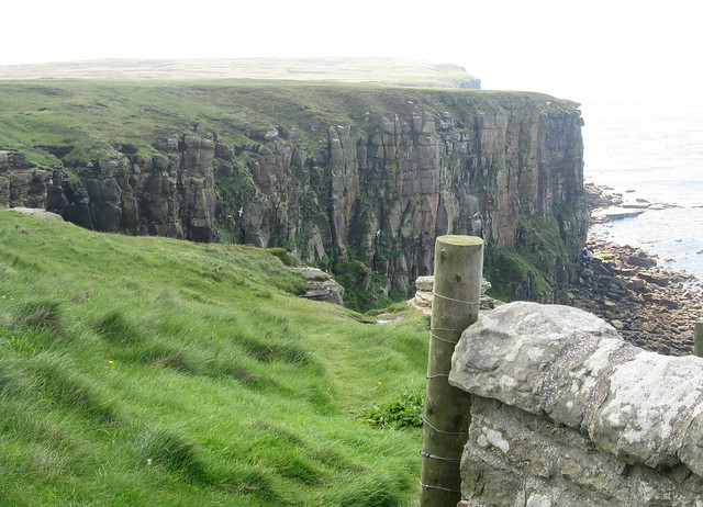 Dunnet Head Cliffs