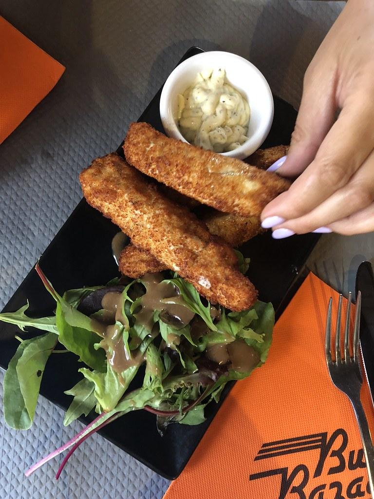 Bun's Bazaar Burger Lille