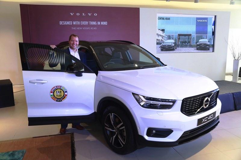 Volvo Indore Dealership