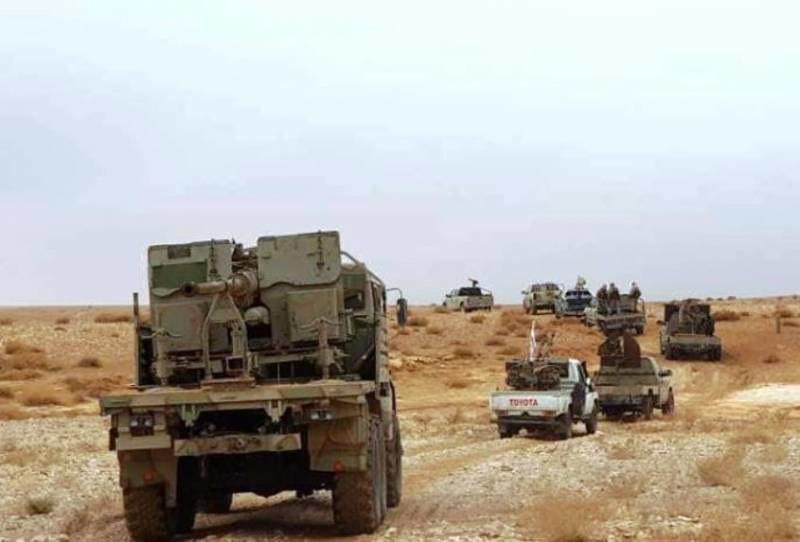 57mm-S-60-KamAZ-5350-loyals-syria-c2018-twr-1