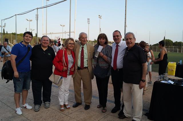 Homenatge 80è Aniversari Dr José Antonio Sancha de Prada @ INEFC