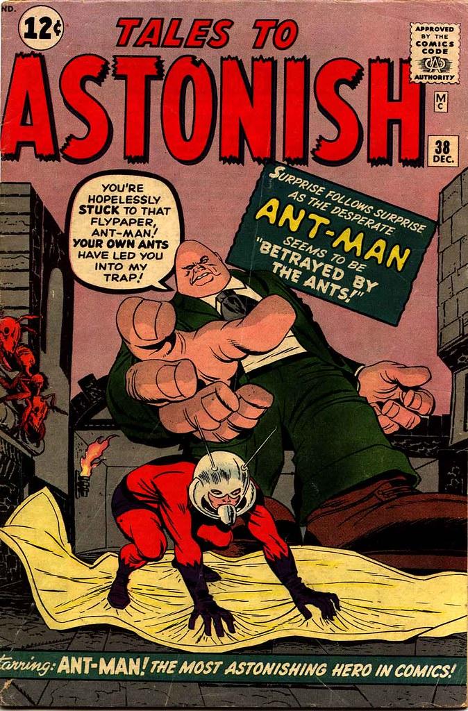 蟻人2《蟻人與黃蜂女》片尾彩蛋&電影劇情與原作漫畫的對比分析整理