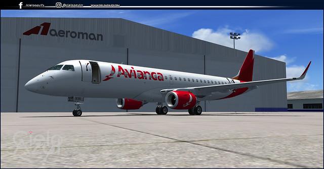 Avianca (N986TA) v1.0
