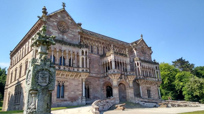 Palacio del Sobrellano