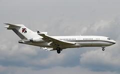 Boeing 727-76. 2-MMTT. GVA.