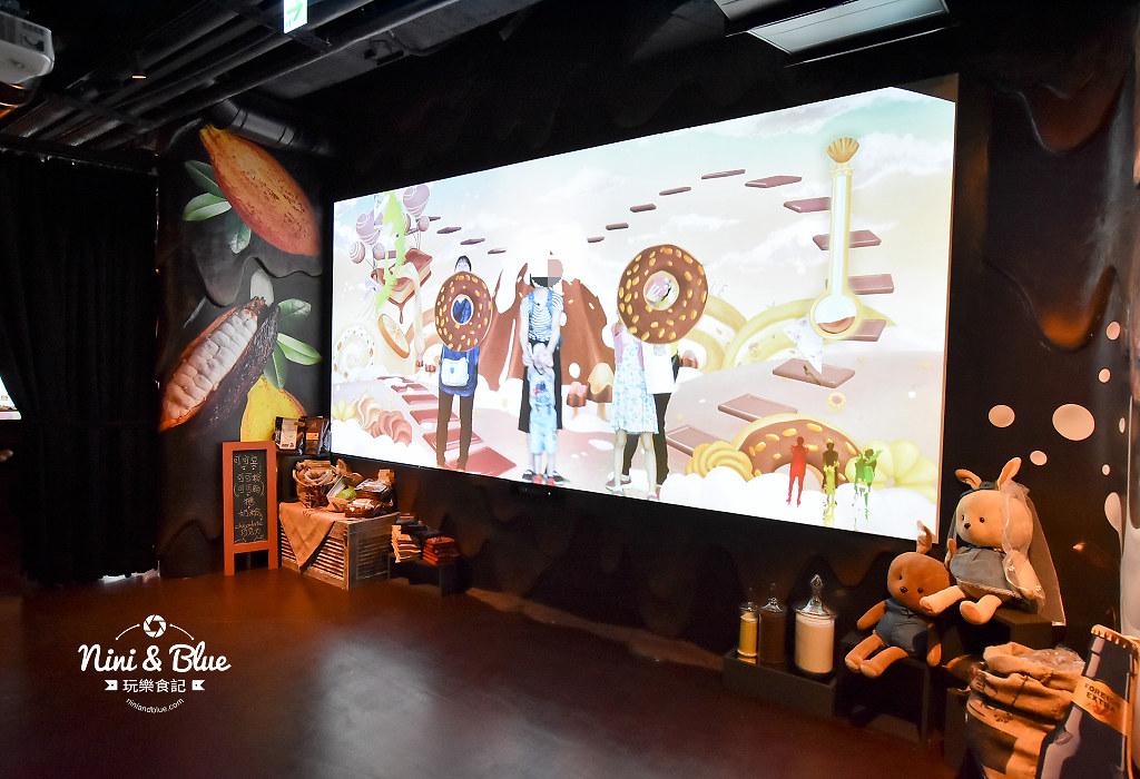 伊莎貝爾數位烘焙體驗館.影音廊道09