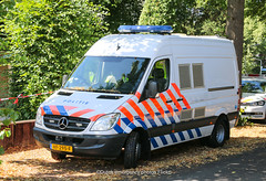 Dutch police Mercedes Sprinter (Forensic Research)