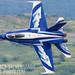 Canadian Demo Hornet - Mach Loop by Steven Szabo