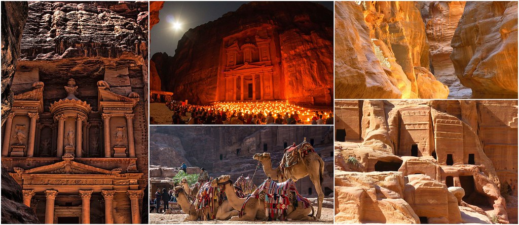 Petra2, Jordania