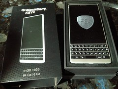 Thank you Mary for my new BlackBerry KeyTwo