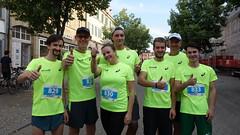 Das REVEN RUNNING TEAM beim 10km Ludwigsburger Citylauf