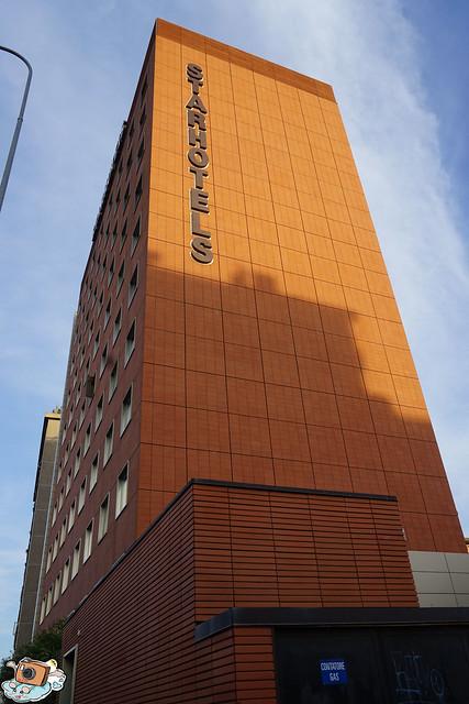 義法13日(starhotels)