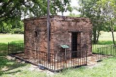 Old Jail in Kemp Texas