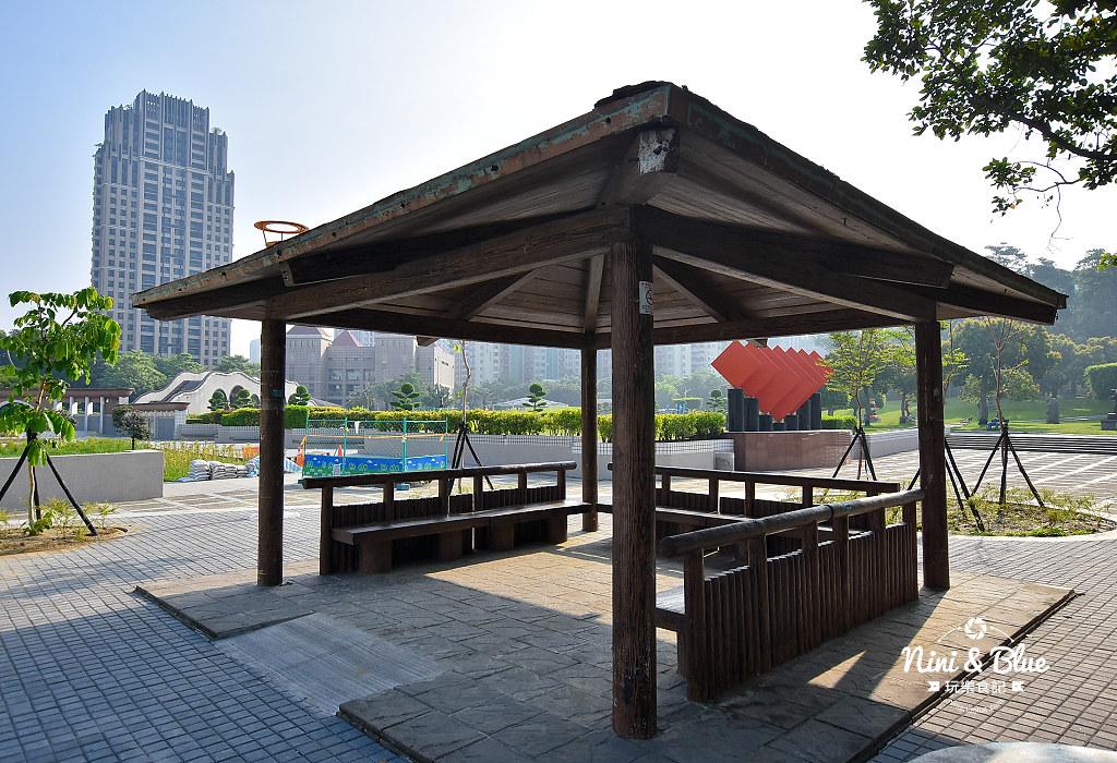 豐樂雕塑公園.台中磨石子溜滑梯09