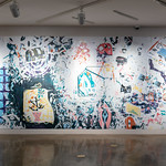 In Sight On Site: Murals - Max Kauffman - Photograph by Wes Magyar